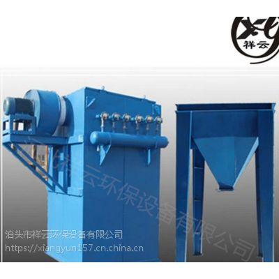 环保粉尘处理脉冲布袋除尘器 133*2000常温涤纶针刺毡滤袋 除尘器加工厂家