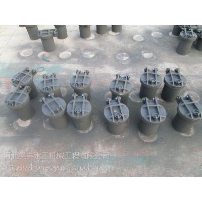河北省昊宇水工高质量铸铁拍门加工定制厂家直销