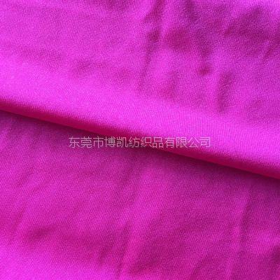 厂家直销180g/m2锦氨有光莱卡布 经编弹力泳装面料 休闲内衣面料