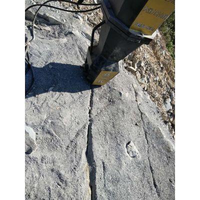 成都开采石头巧妙方法
