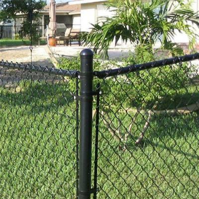 防护勾花网厂家 学校运动场围栏规格 包塑勾花网多少钱一套