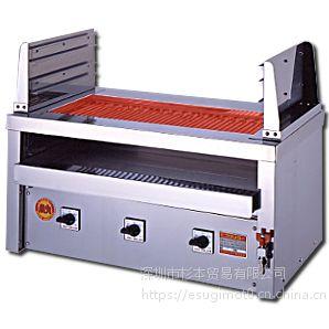 日本原装进口HIGO-GRILLER烧烤机3H-212YC,杉本贸易总经销