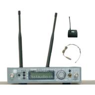 TOPP PRO美国拓谱一拖一无线话筒(头戴)U300M H服务-热线:4001882597