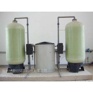 豪欣制作酒楼软化水设备