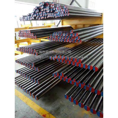 批发广东天工冷作模具钢SKD11光圆棒圆钢cr12mo1v1