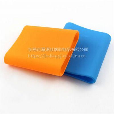 贴牌代工移动电源硅胶套 充电宝保护壳边框 软胶护套开模定制