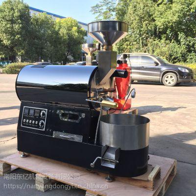 15688198688专业的咖啡烘焙机,超值的小型1公斤热卖咖啡豆烘焙机 南阳东亿