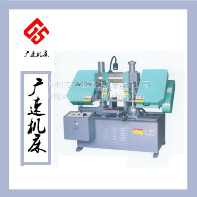 金属带锯床,GB4220高质量液压升降锯床