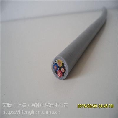 栗腾(上海)特种电缆供应 RVV耐油电缆 特性;柔软、耐弯曲、耐磨、阻燃、耐寒、抗扭力