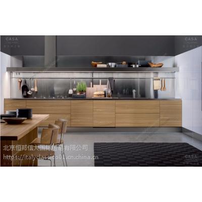 意大利高端厨房高档金属ARCLINEA进口实木橱柜品牌