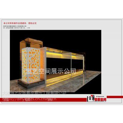 供应大连烤漆展柜-大连木质展柜-大连珠宝展柜-大连恒艺空间展览展示