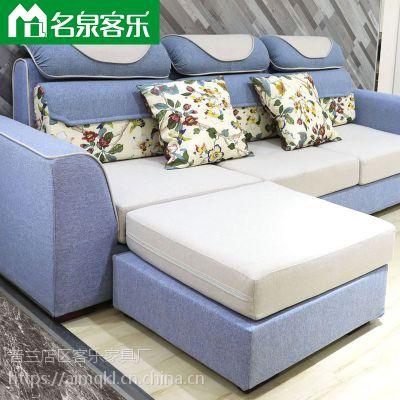 简约多人沙发客厅沙发Z2B2-2大连软包家具