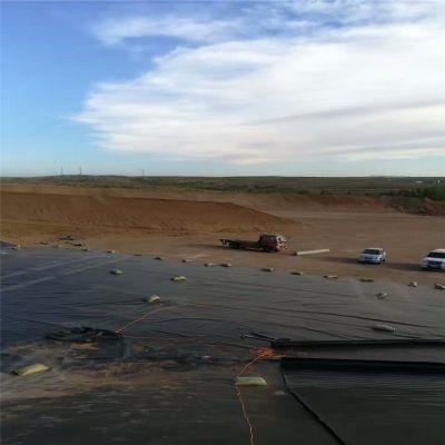 山东1.0mm蓄水池HDPE土工膜