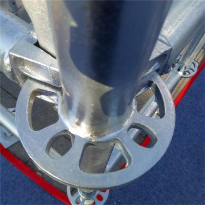 盘扣式脚手架种类规格