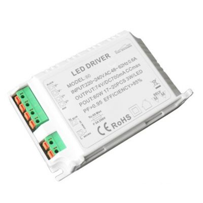 65W电阻可调光电源可变电流电压外置驱动电源12V 24V 36V 48V