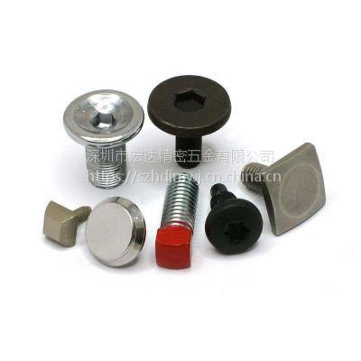 螺丝定制_宏达专业定制各种非标螺钉、特殊螺丝、异型螺栓 螺母