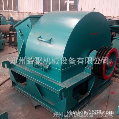 大直径圆木粉碎机 吉林大型圆木粉碎设备厂家 全套价格