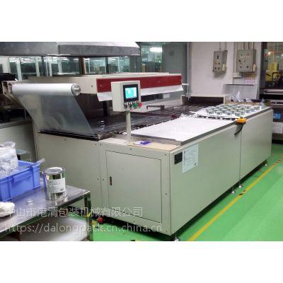 港清电路板气泡膜包装机,台湾线路板气泡布密着包装机,自动贴体包装机