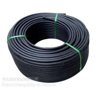 PE实壁给排水管过路顶管消防管排污管厂家直销