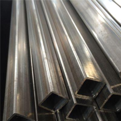 现货抛光小口径焊管,304不锈钢方管,装饰用不锈钢