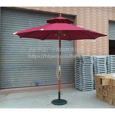合肥遮阳伞供货商,合肥大雨伞户外广告伞