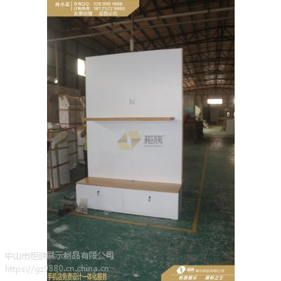 小米电视柜台定制京东之家展柜小米之家展示柜台定制厂家