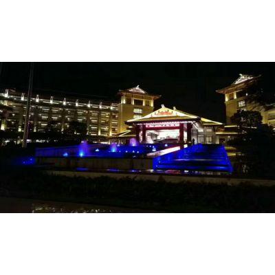 广西百色田东天成国际大酒店项目赶在世界芒果节前完成