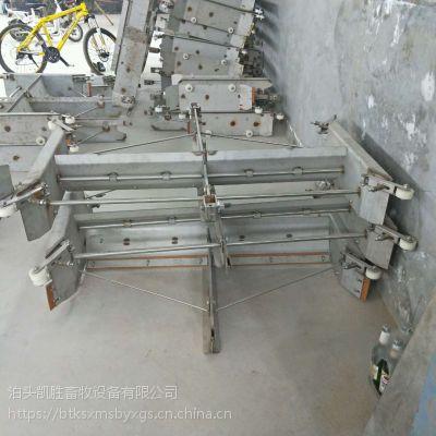 厂家直销猪用清洁设备 全自动刮粪机 304不锈钢清粪机