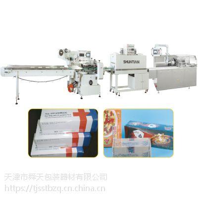 供应舜天STG-590/120/180枕式包装机全自动食品枕式包装机