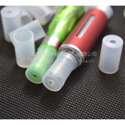 电子烟配件硅胶 过滤防尘测试一次性吸嘴 带孔烟嘴套滴嘴