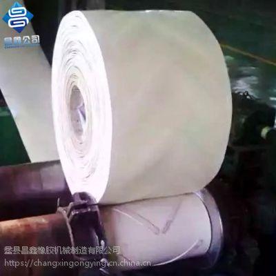 厂家直销昌鑫无毒耐油耐磨PU型食品输送带