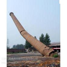 武汉烟囱拆除 砖烟囱人工拆除【价格优惠】