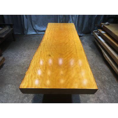 黄花梨大板桌工厂直营各种现货 原木餐桌茶桌实木办公桌300长90宽