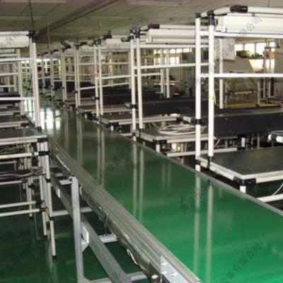 皮带输送线选择—郑州水生机械—设计生产销售于一体