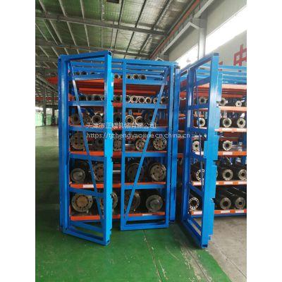 南京抽屉式货架安装 重型模具货架报价表 管材 电机 轴承专用
