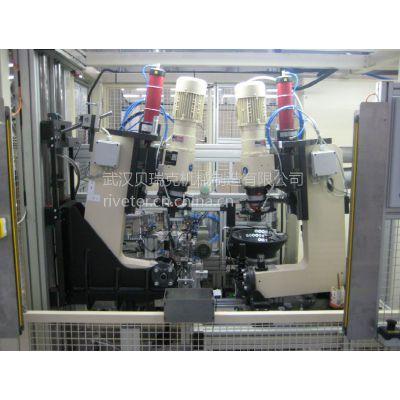 武汉地区自动化铆接机专家,武汉自动化铆接机厂家,武汉自动铆接机公司,贝瑞克自冲铆接机
