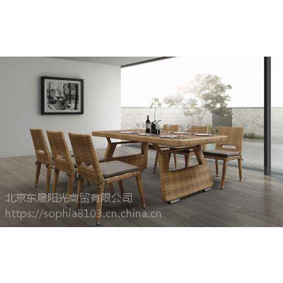 TONY庭院部落供应别墅花园桌椅酒店庭院桌椅帕莱斯系列