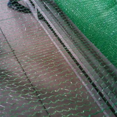盖土绿网厂家 唐山遮阳盖土网 建筑阻燃密目网