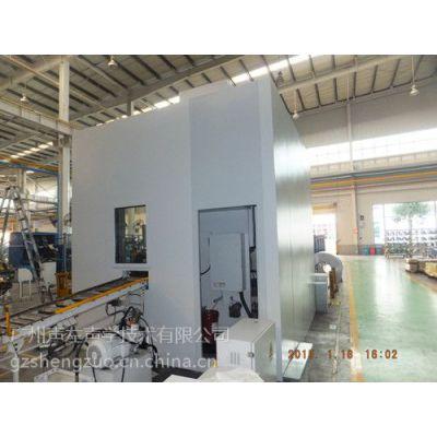 供应:广州声左隔音室、高速冲床隔音室、隔声罩(型号:s-35)