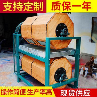 供应精富600L干式滚筒光饰机各类不锈钢工件镜面效果