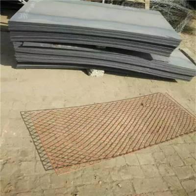 热销钢笆网片 建筑钢笆网片 菱形钢板网 重量轻施工简洁 绿色环保