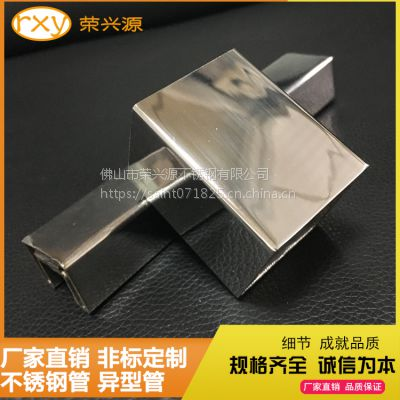 贵州贵阳不锈钢方管供应商 201不锈钢方通
