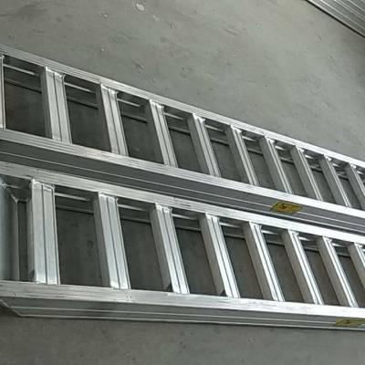 高强度收割机铝梯,铝合金跳板,防滑收割机铝梯
