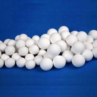 供应耐腐蚀耐酸碱化工研磨瓷球(直径30mm)