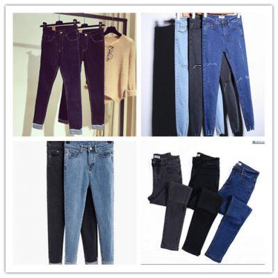 本工厂***上市牛仔裤热销出售