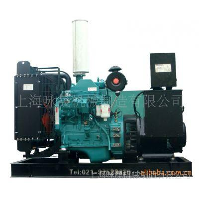 康明斯发动机用4BTA3.9-G2柴油发电机组 移动式静音三相50KW发电