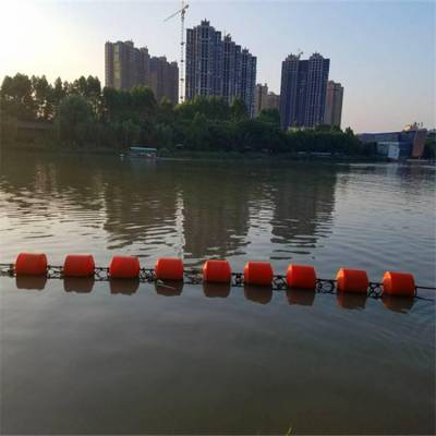 浮筒怎么安装 浮筒怎么拦污 浮筒拦垃圾方案