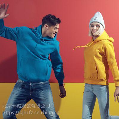 连帽卫衣绒衫 女士韩版卫衣 工作服卫衣批发 棒球服卫衣品牌 环诚制衣