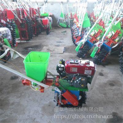 手推柴油链轨式耘锄机 多功能施肥播种机 农用小型松土耘锄机
