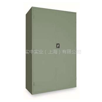 信高双开门四层置物柜ZW-09 950×550×1900mm 绿色